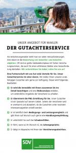 Gutachterservice SDV AG