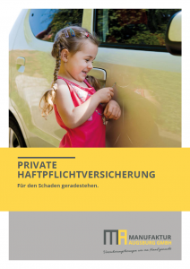 Private Haftpflicht Manufaktur SDV AG